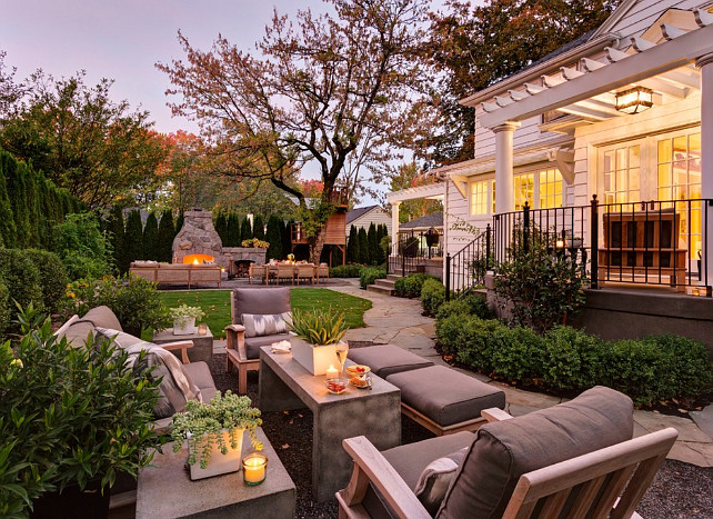 Backyard. Backyard Entertaining Areas. Backyard Entertaining Area Ideas. #BackyardEntertainingAreas Shapiro Didway