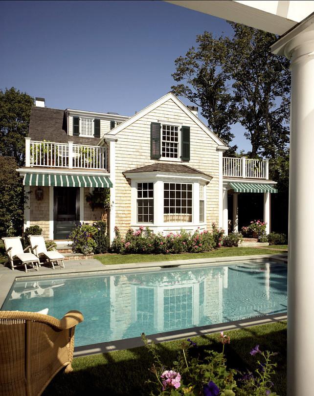 Backyard. Backyard with pool. Great small backyard with pool. #Backyard #Pool