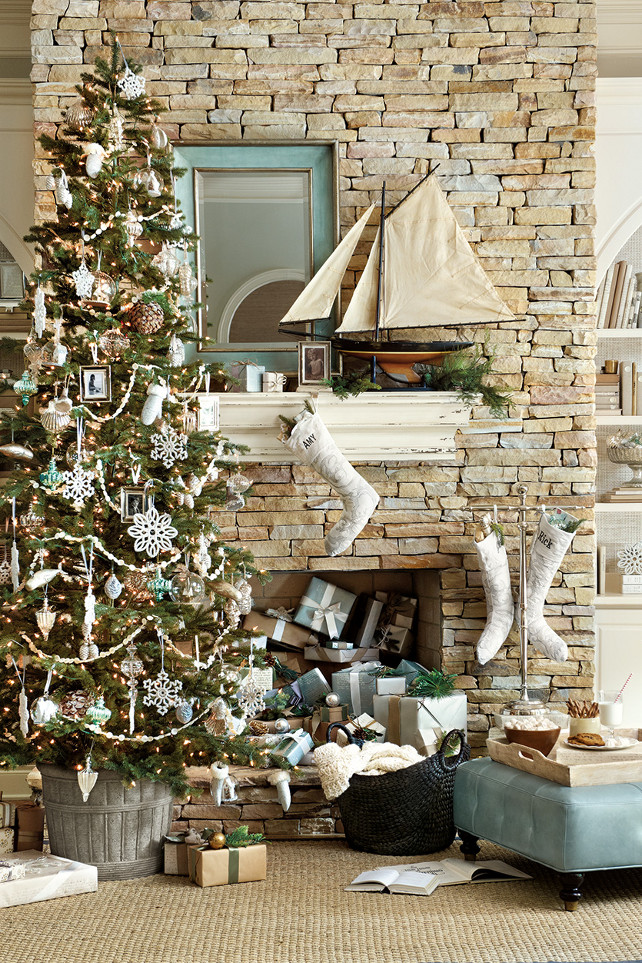 Interior Design Christmas Decoration Ideas : Interior design ideas christmas home bunch