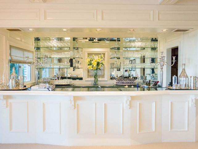 Bar Bard Design Ideas #BarIdeas Bar Cabinet