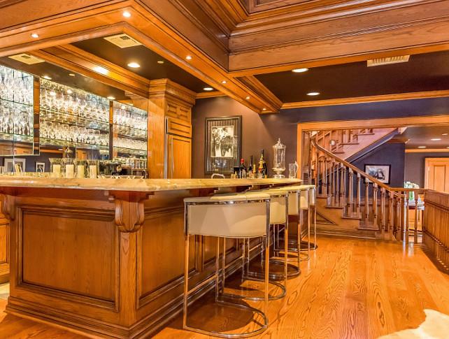 Bar Cabinet Ideas. #Bar