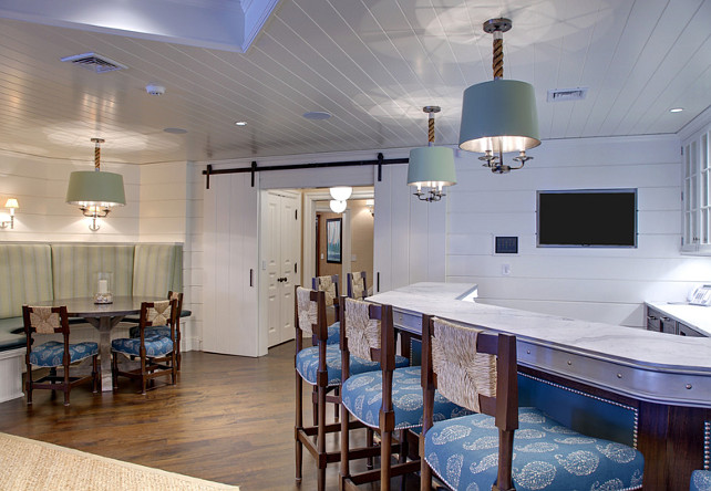 Basement Entertaining Ideas. Basement Bar. Bar Design #BasementBar #BarDesign #BarIdeas
