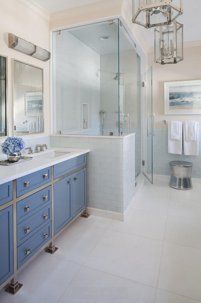 Bathroom Cabinet. Bathroom Cabinet Design #BathroomCabinet  S. B. Long Interiors