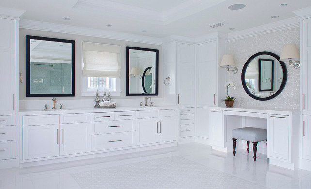 Bathroom Design Ideas. #Bathroom #BathroomDesign #BathroomIdeas #BathroomCabinet