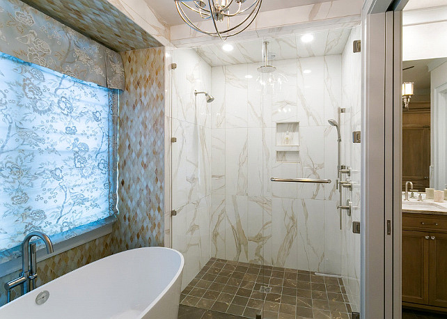 Bathroom Design Ideas. Great bathroom design! #Bathroom