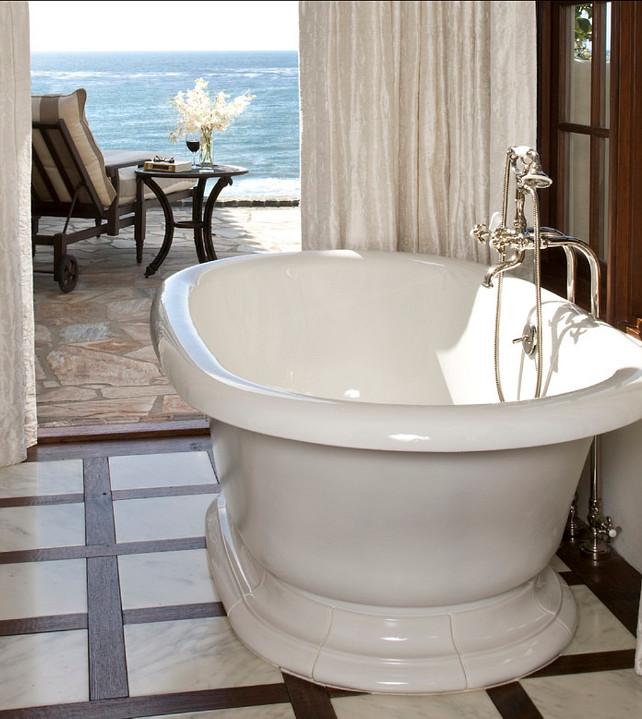 Bathroom Ideas. Bathroom Freestanding Tub Ideas. #Bathroom #Freestandingtub Marengo Morton Architects.