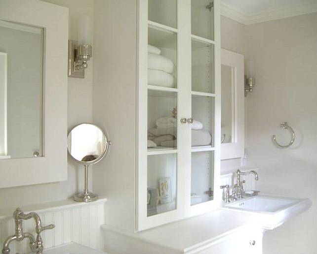 Bathroom Ideas. Classic Bathroom Design. Sconces Are From Pottery Barn. # Bathroom #