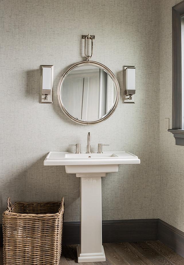 Bathroom Mirror. Bathroom Mirror Ideas. #BathroomMirror   Anita Clark Design.