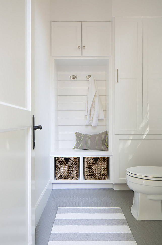 Bathroom Storage Cabinet Ideas. Small Bathroom Cabinet. Small Bathroom Storage Cabinet. #Bathroom #StorageCabinet #Cabinet #Storage #SmallBathroom  Brooke Wagner Design.