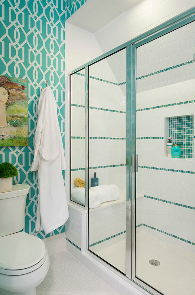 Bathroom Tiling Ideas. Bathroom Tiling Design. #BathroomTilingDesign #BathroomTiling  Martha-O-Hara