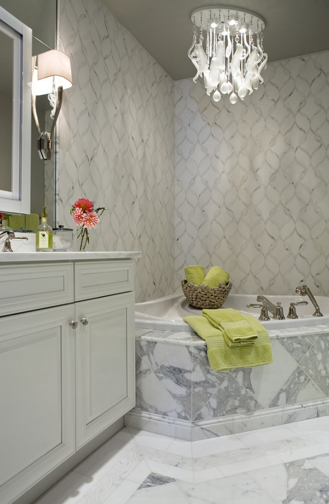 Bathroom Tiling Ideas. Marble Bathroom Tiling. Bathroom Marble Tiling. #Bathroom #BathroomTiling #BathroomMarbleTiling   2 Ivy Lane