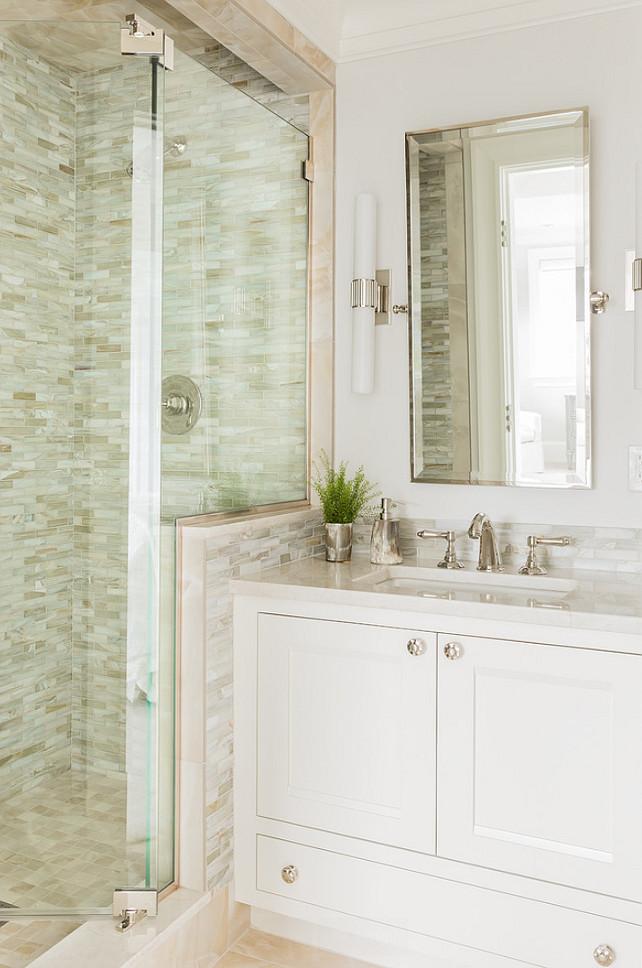 Bathroom Tiling. Bathroom Shower Tiling #Bathroom #BathroomTiling #ShowerTiling #BathroomShowerTiling  Anita Clark Design.
