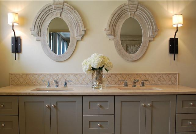 Bathroom Vanity. Bathroom Vanity Ideas. Lisa Gabrielson Design.