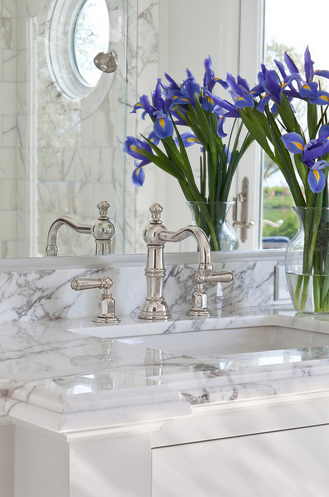 Bathroom faucet and countertop. #Bathroom #faucet #countertop Anthony Crisafulli Photography.