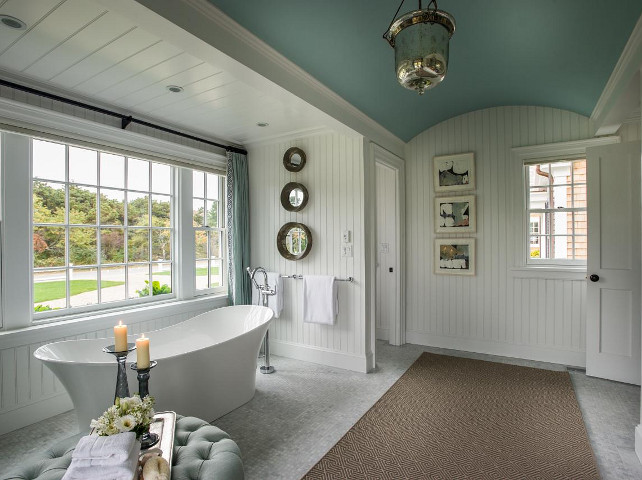 Bathroom With Freestanding Bath Bathroom Freestandingbath Hgtv2015dreamhouse