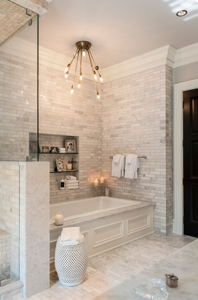 "Top Bathroom Pin: ""Bath Nook Ideas"". Bathroom. Bath Nook Ideas. Bathtub Nook Design. Bathroom Bath Nook. #Bathroom #BathNook Bathroom Tiling Tabberson Architects. #TopBathroomPin #TopPin"