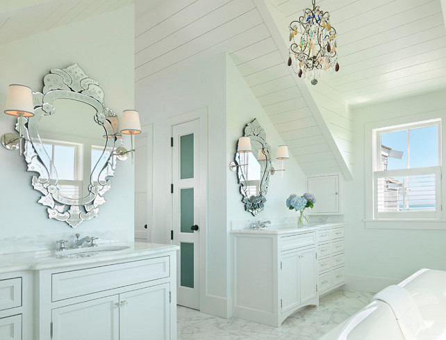 Bathroom. Bathroom Cabinet. Bathroom Cabinet Storage. Plank Wall Bathroom Ideas. Carrara marble Bathroom. Bathroom Sconces. #Bathroom