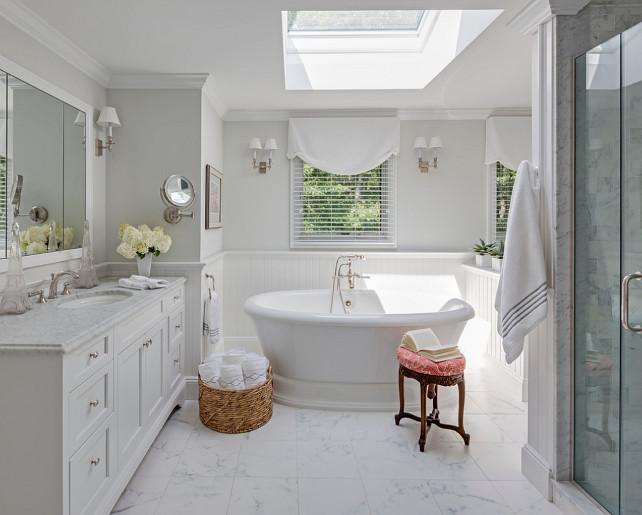 Bathroom. Bathroom Lighting Ideas. Bathroom Lighting #Bathroom #BathroomLighting Kim E Courtney Interiors & Design Inc.