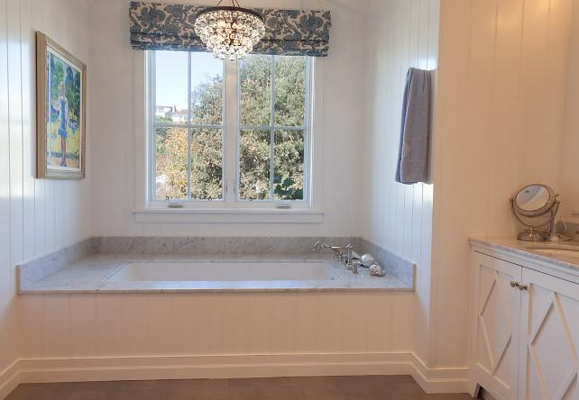 Bathroom. Plank Wall Bathroom Ideas. Bathroom with plank walls. #Bathroom #PlankWalls  Graystone Custom Builders.