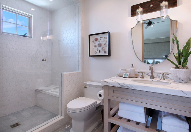 Bathroom. Small Bathroom Reno Ideas. Bathroom Reno. Bathroom Vanity. Bathroom Shower. #Bathroom #BathroomIdeas. #BathroomReno #SmallBathroom Brandon Architects, Inc.