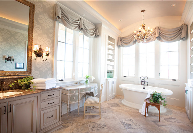 Bathroom. Traditional Bathroom. Traditional Bathroom Design. #TraditionalBathroom #Bathroom Allard Ward Architects