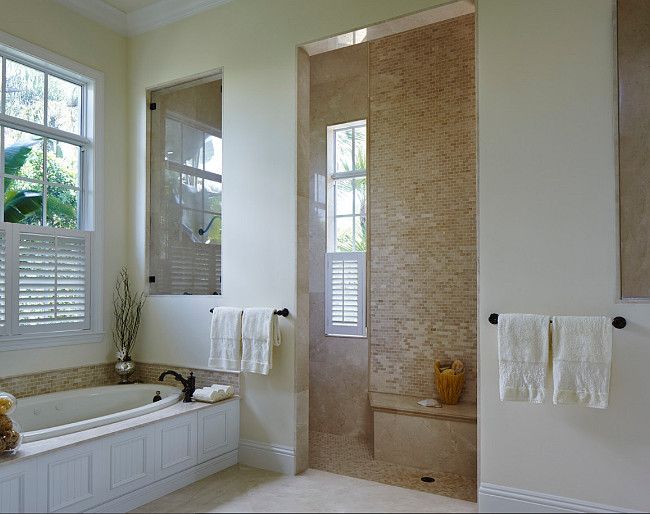 Bathroom. Walk in shower. Bathroom with walk in shower. #Bathroom #Walkin Shower. JMA Interior Design.