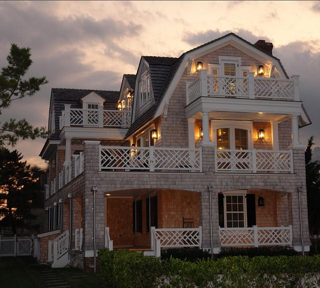 Beach Cottage. Beach Cottage Design Ideas. Peter Zimmerman Architects.