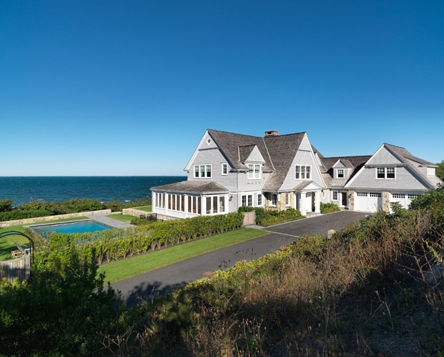 Beach House Exterior #BeachHouseExterior  Hart Associates Architects, Inc.