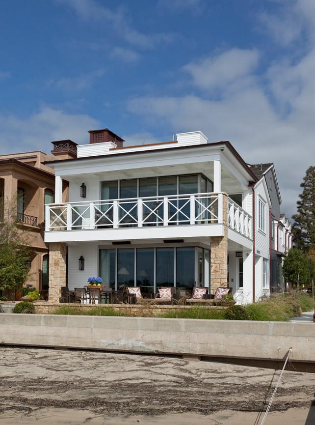 Beach House California Architecture Design