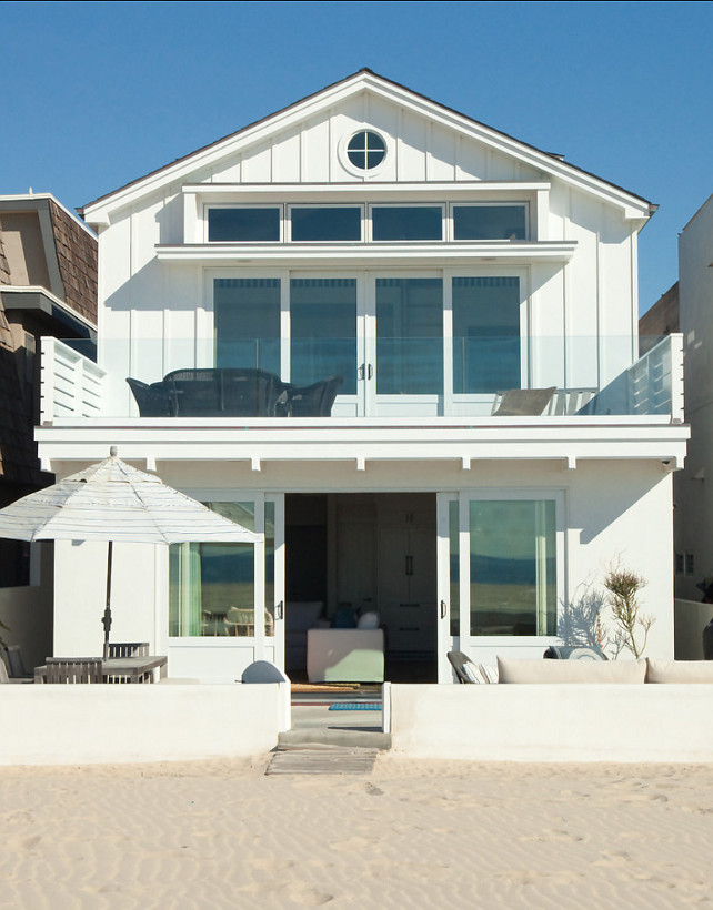 Beach House California Beach House Paint Color Benjamin Moore Ultra