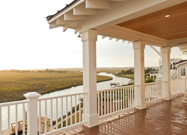 Beach House. Dream Beach House #BeachHouse Blue Sky Building Company.