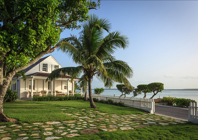 Beach Cottage In The Bahamas Home