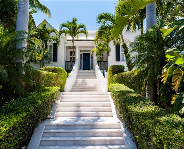 Beach House. Tropical Beach House. #BeachHouse #Tropical