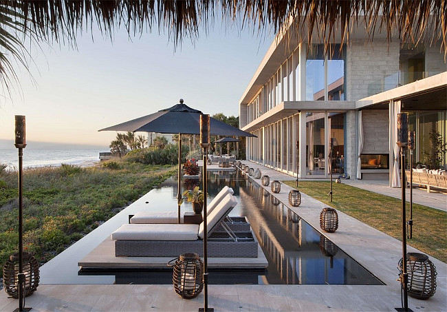 Beach house for sale on Vero Beach, Florida. Christie's Real Estate.