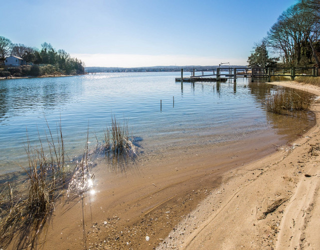 Beach. Natural and beautiful beach. Lake beach. #Beach #Lake #Lakebeach Sotheby's Homes.