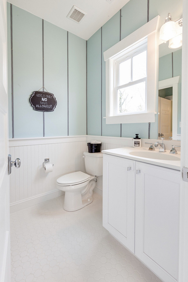white beadboard bathroom new 2015 coastal virginia magazine idea house home bunch 15121