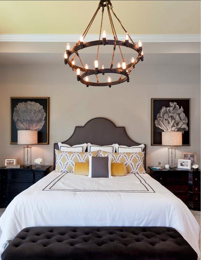 Bedroom Design. Bedroom with great design ideas. #Bedroom #Bedroom Design Beasley & Henley Interior Design