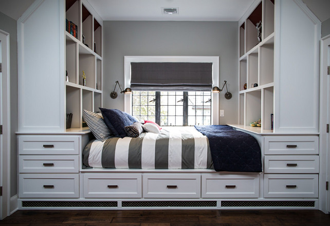 storage and design ideas for small spaces - home bunch interior