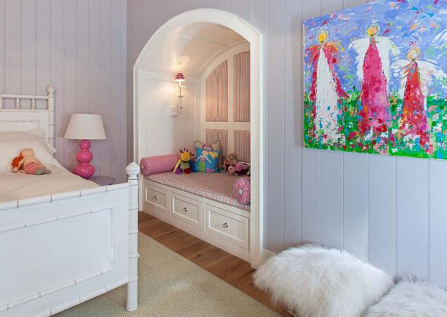 Bedroom Alcove. #BedroomAlcove #Alcove #ReadingNook