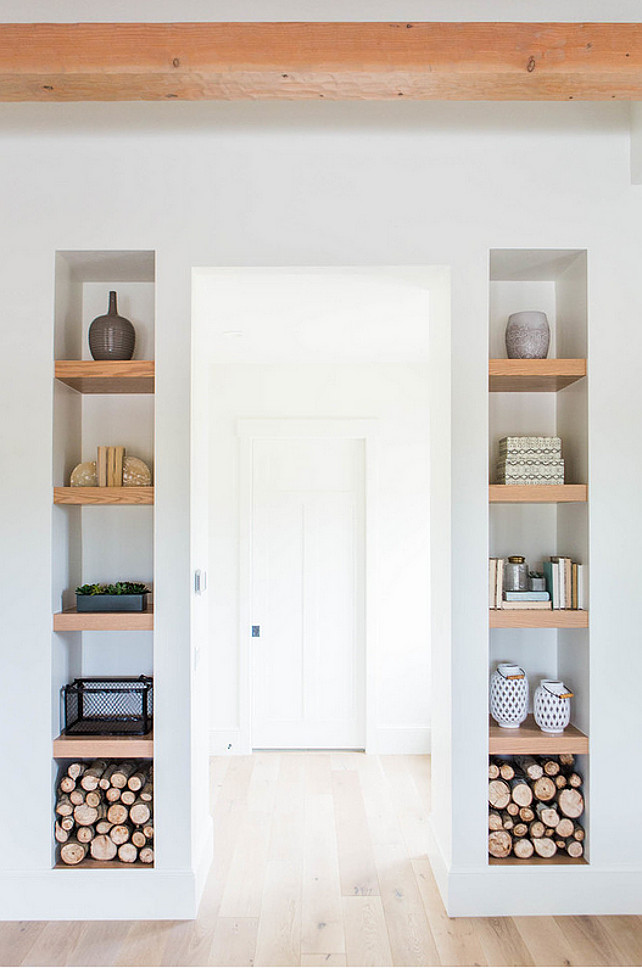 Bedroom Bookshelf Ideas. How to create and decorate bedroom bookshelves. #Bedroom #Bookshelf #Decor Ashley Winn Design.