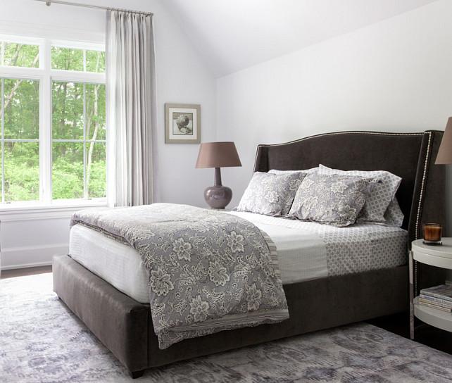 Bedroom Duvet Fabric. Bedroom Duvet Fabric Ideas. Floral Bedroom Duvet Fabric. #BedroomDuvet #DuvetFabric Duneier Design.