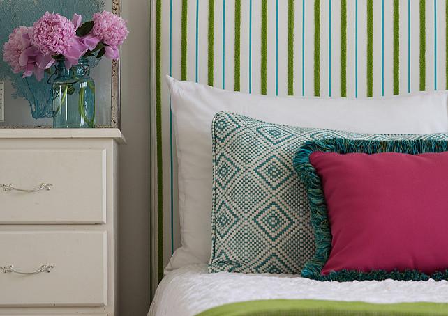 Bedroom Fabric Ideas Kate Jackson Design.
