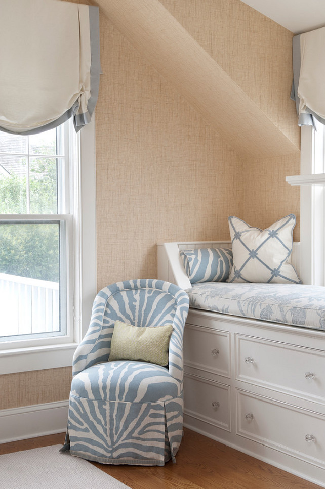 Bedroom Fabric Inspiration. Bedroom Fabric ideas. Bedroom Fabric Color Scheme. #Bedroom #BedroomFabric #BedroomFabricIdeas #BedroomColorSchemeFabrics  Ben Gebo Photography. Annsley Interiors.
