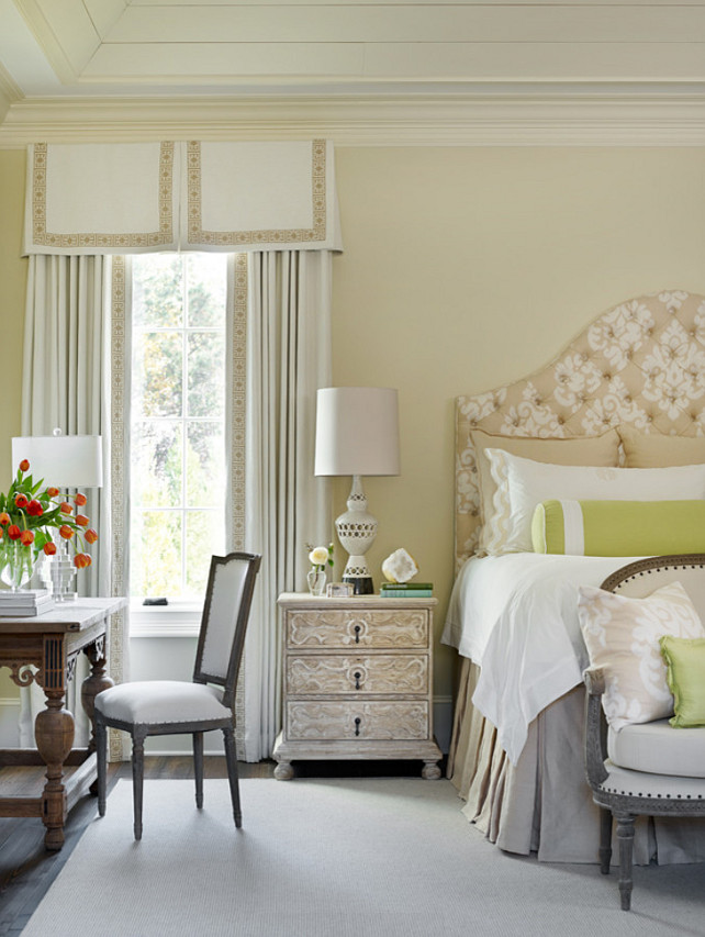 Bedroom. Bedroom Decor. Traditional Bedroom. #Bedroom #TraditionalBedroom. Chenault James Interiors.