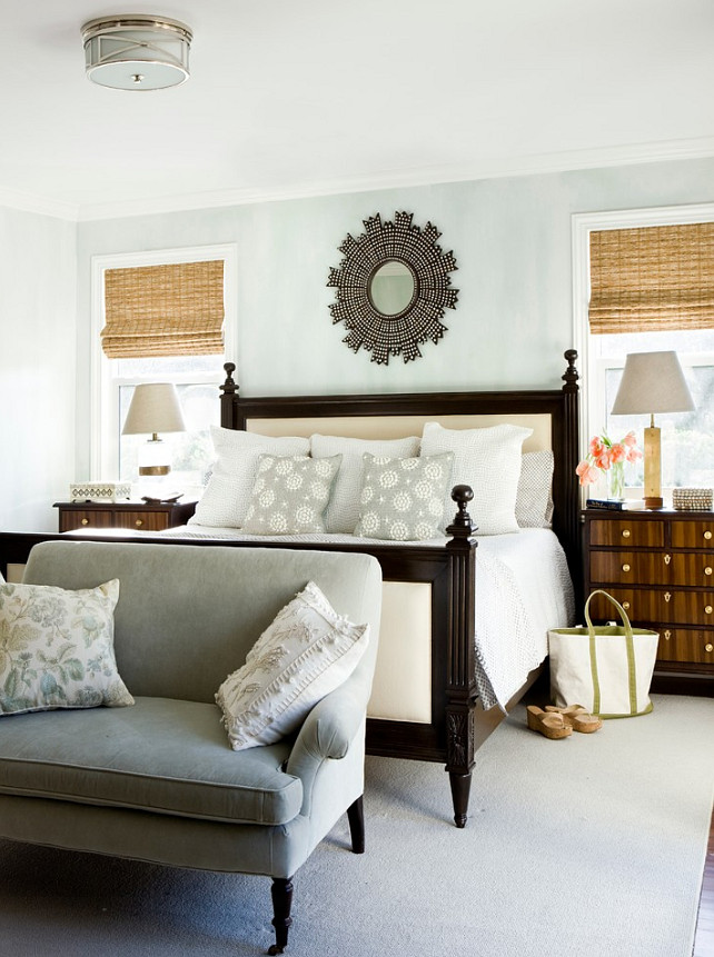 Bedroom. Bedroom Design. Relaxing Bedroom Paint Color. Relaxing Bedroom Color Scheme. Bedroom. #Bedroom #PaintColor #ColorScheme  Andrew Howard Interior Design.