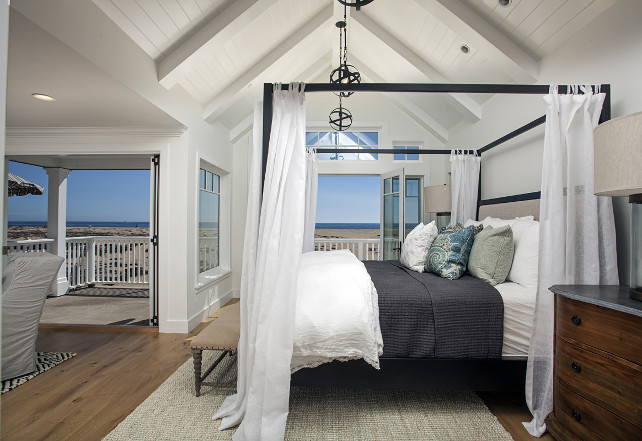 Bedroom. Coastal Bedroom Ideas #CoastalBedroom #Bedroom #CoastalInteriors Graystone Custom Builders, Inc.