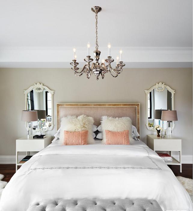 Bedroom. Master Bedroom Decorating Ideas. #Bedroom #MasterBedroom #MasterbedroomDecor The Design Co