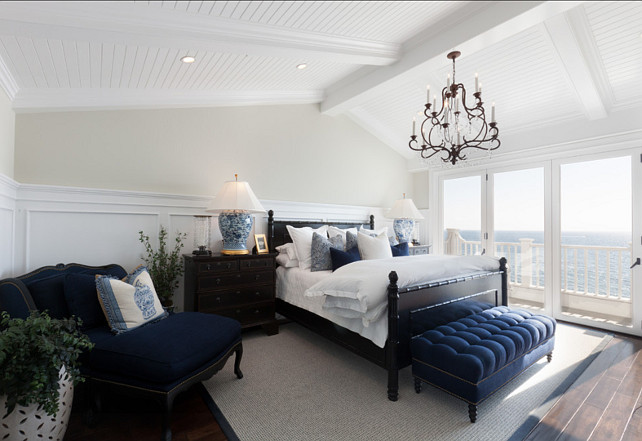 classic beach house with coastal interiors home bunch 14839 | bedroom master bedroom design coastal master bedroom decor masterbedroom bedroom