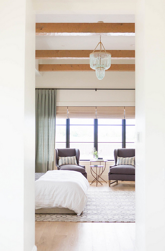 Bedroom. Master Bedroom. Master Bedroom Design Ideas. Transitional Master Bedroom #MasterBedroom Ashley Winn Design.