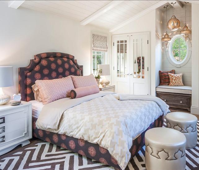 Bedroom. Moroccan inspired bedroom. #Bedroom #MoroccanInteriors